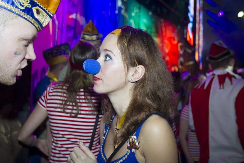 Party im Kölner Karneval