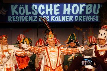 Kölner Dreigestirn, Kölner Karneval 2017, Karneval Köln, Pullman Hotel Cologne