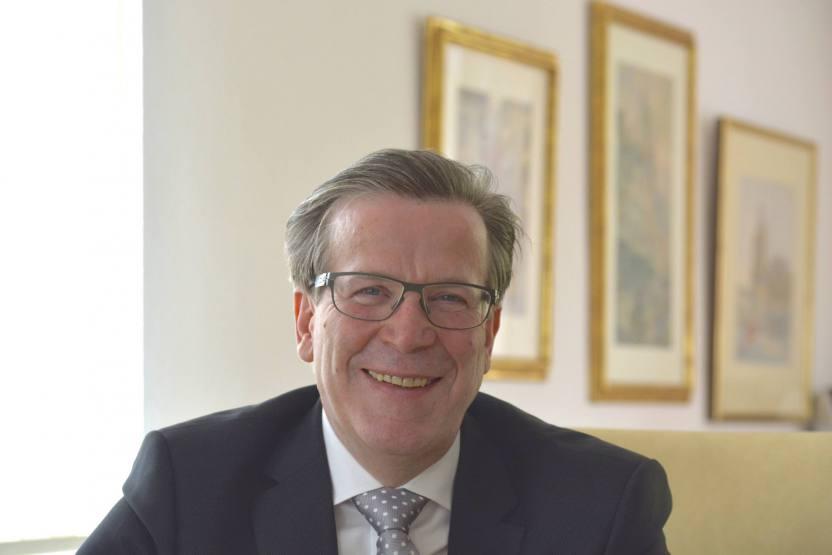 Christoph Kuckelkorn, Festkomitee Kölner Karneval, Präsident