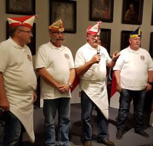 Corps à la Küch, Regimentsköche der Traditionskorps im Kölner Karneval