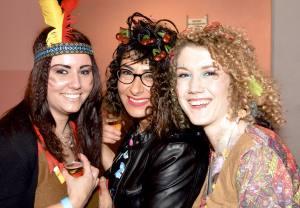 Kostümfest der Neppeser Schlümpfe