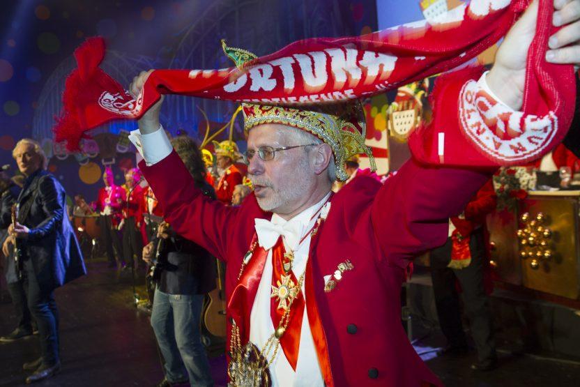 Sitzung im Kölner Karneval