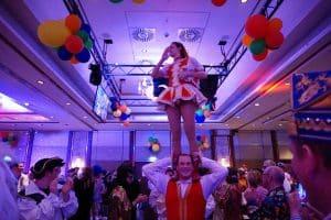 Tanzkorps im Kölner Karneval