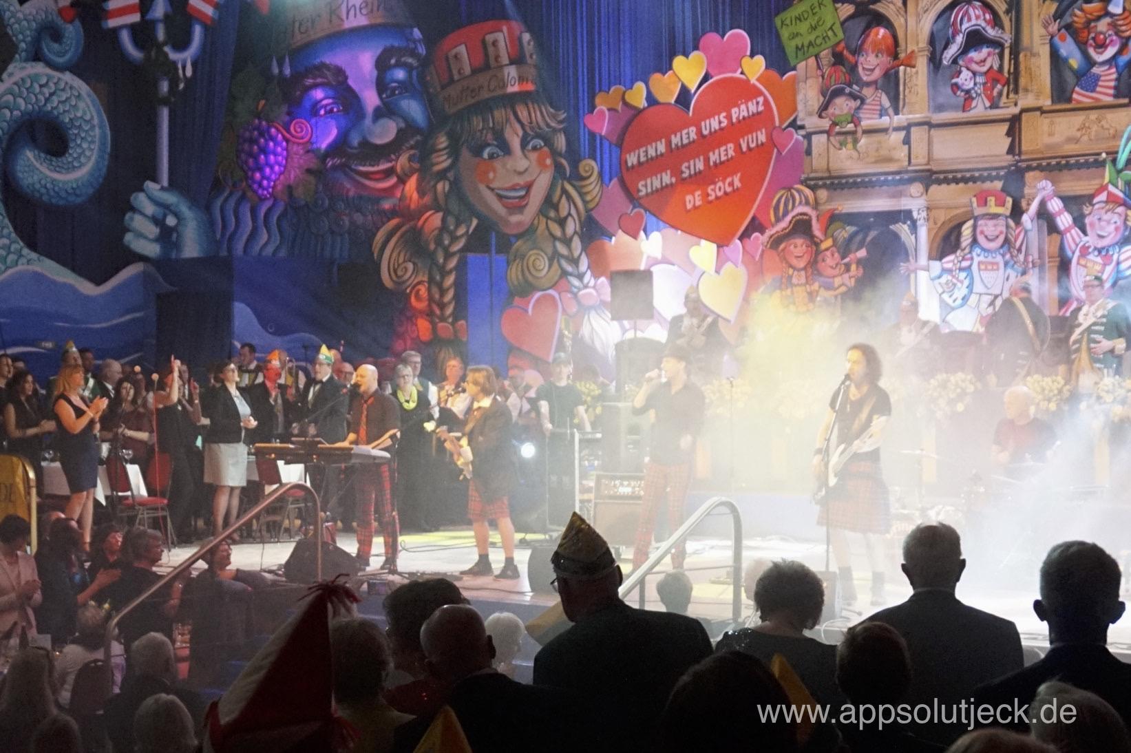 Traditionskorps EhrenGarde, Blog Kölner Karneval, Kölner Karneval 2017, Köln Karneval