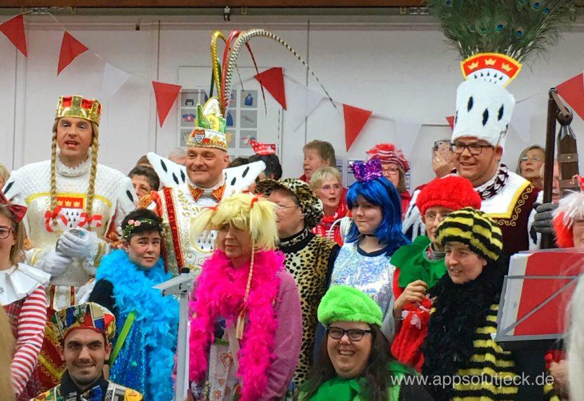Kostüme, Caritas Wertarbeit, Kölner Dreigestirn, Blog Kölner Karneval, Kölner Karneval 2017, Köln Karneval