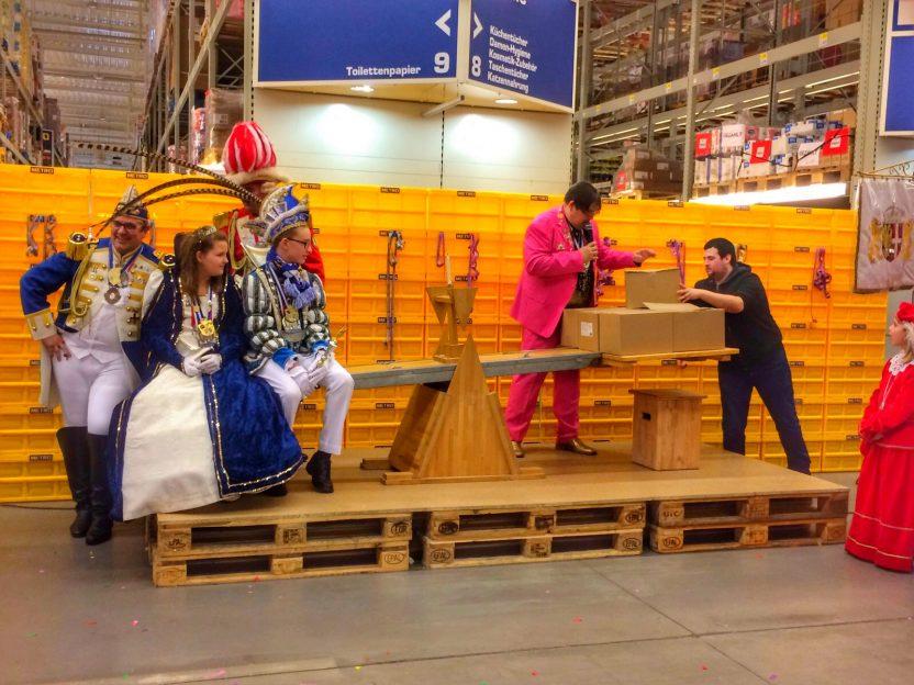 Kinderprinzenpaar, Metro Neuss, Blog Kölner Karneval, Kölner Karneval 2017, Köln Karneval