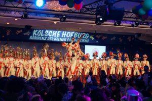 Traditionskorps im Kölner Karneval 2017