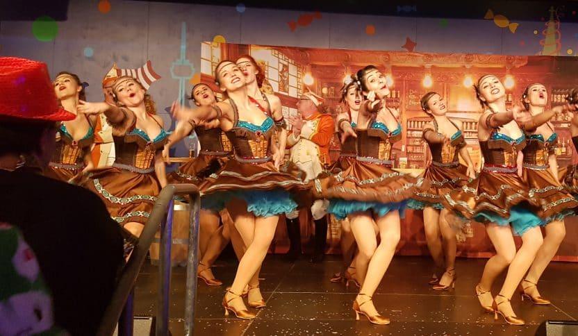 Fauth Dance Company, Herrensitzung, Kölner Karneval, Karneval 2017, Session 2017