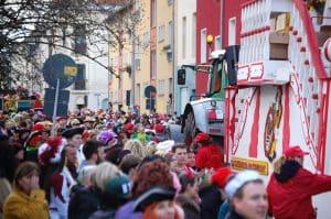 Nippeser Diensdachszoch, Session 2017, Köln Karneval, Kölner Karneval 2017