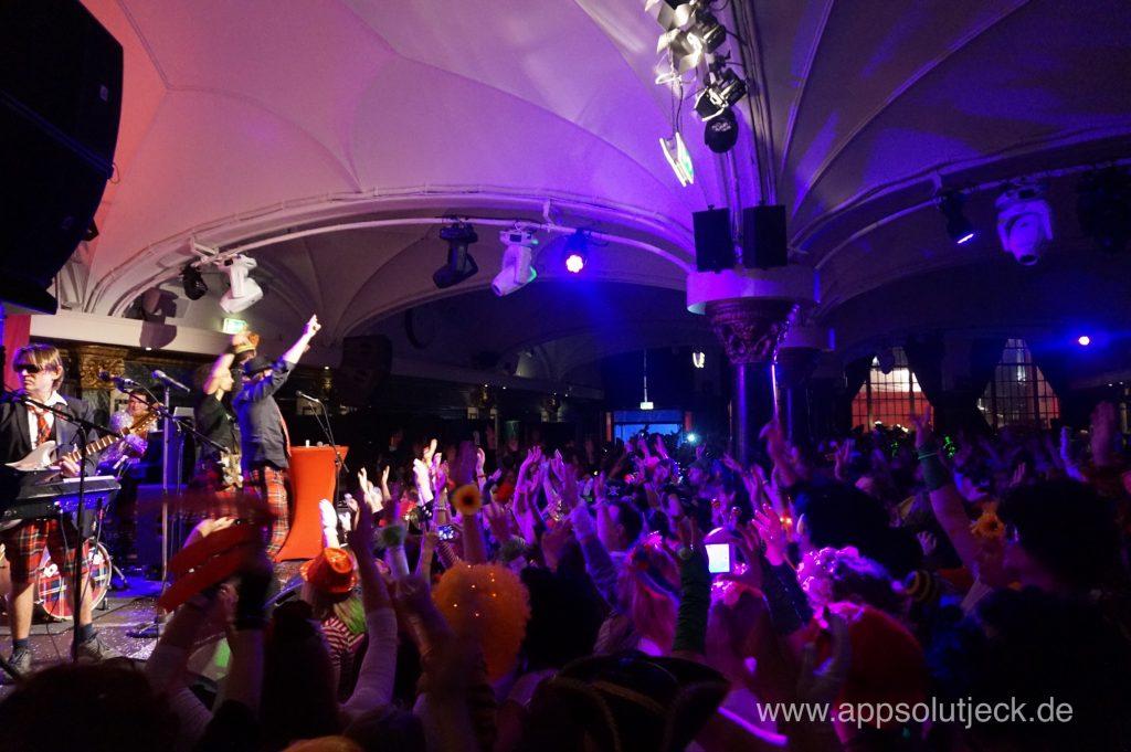 Brings, Alter Wartesaal, Kosiba, Session 2017, Köln Karneval, Kölner Karneval 2017