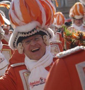 Nippeser Bürgerwehr, Nippeser Dienstagszug, Session 2017, Köln Karneval, Kölner Karneval 2017