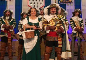 Jan und Griet-Paar 2017, Jörg und Astrid Halm, Reiter-Korps Jan von Werth Blog Kölner Karneval, Kölner Karneval 2017, Köln Karneval
