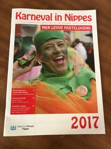 Diensdachszoch Nippes Session 2017, Köln Karneval, Kölner Karneval 2017