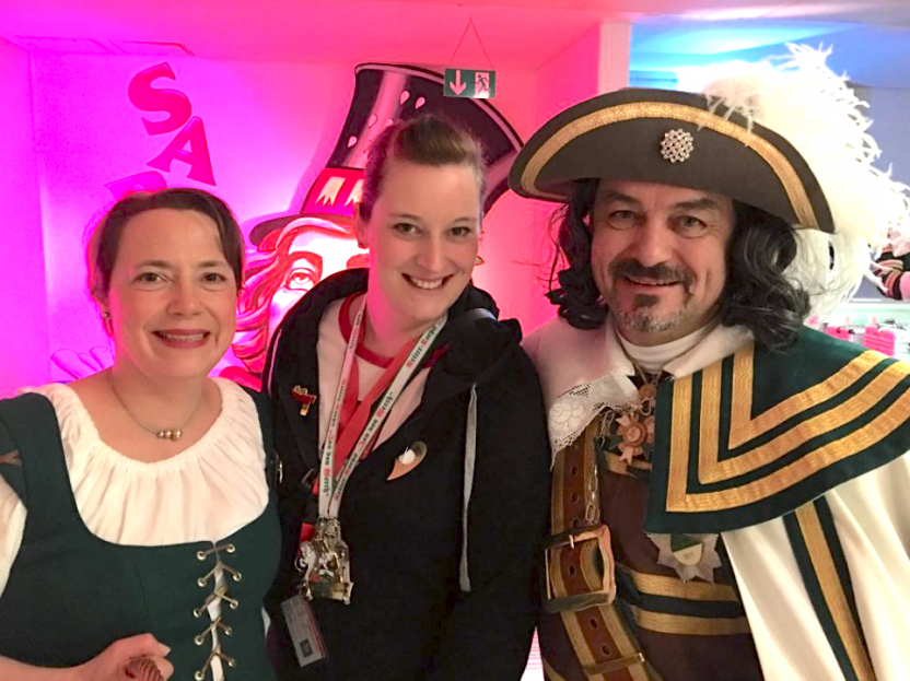 Liebe Jan und Griet-Paar 2017, Jörg und Astrid Halm, Reiter-Korps Jan von Werth Blog Kölner Karneval, Kölner Karneval 2017, Köln Karneval