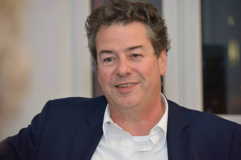 Alexander Dieper, Rosenmontagszugleiter, Vizepräsident des Festkomitees Kölner Karneval