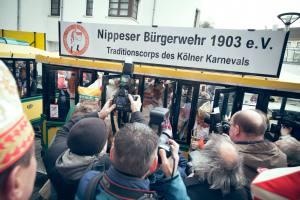 Einzug in die Hofburg 2018
