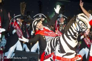 Dellbröcker Boore-Schnäuzer Ballett tanzen