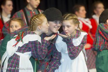 Original Tanzgruppe Kölsch Hännes'chen tanzen