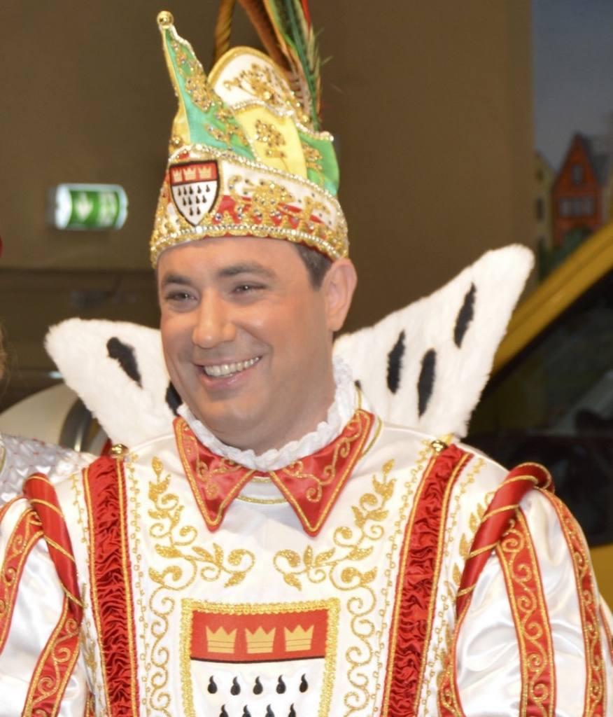 Prinz Dreigestirn 2019