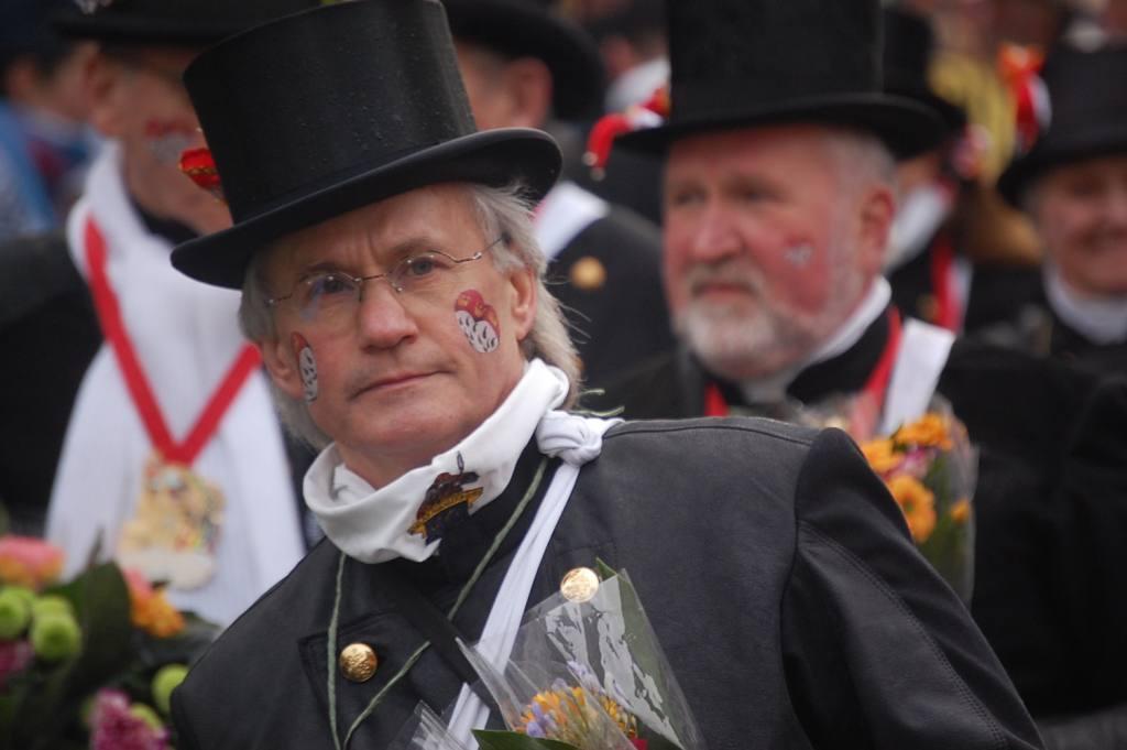 Rosenmontagszug 2019 Schwaaze Keerls