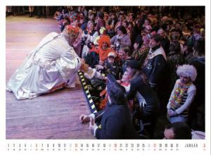 Wandkalender 2019 Januar