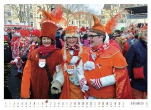 Wandkalender 2019 November