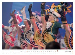 Wandkalender 2019 Februar