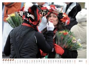Wandkalender 2019 März
