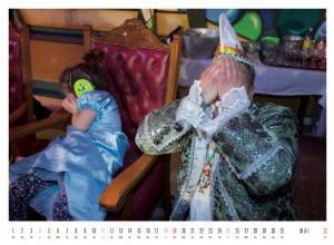 Wandkalender 2019 Mai