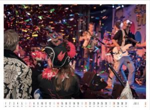 Wandkalender 2019 Juli