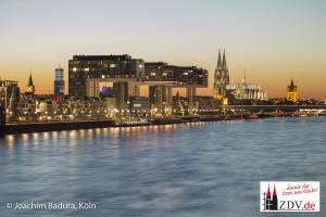 Rheinauhafen Dom Badura