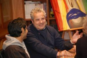 Dino Massi Präsident der Prinzen-Garde im Interview mit AppsolutJeck
