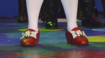 Die roten Lederschuhe des Kölner Prinz Karneval