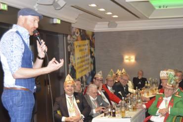 Rednerfrühschoppen Kölsche Lotterbove Martin Schopps