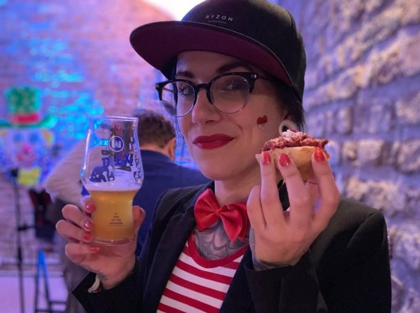 Karnevalistisches Beer-Tasting in der Birreria