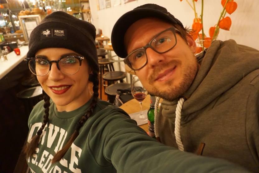 Nicci Interview mit Mike Kremer Miljö zu Frauen im Karneval