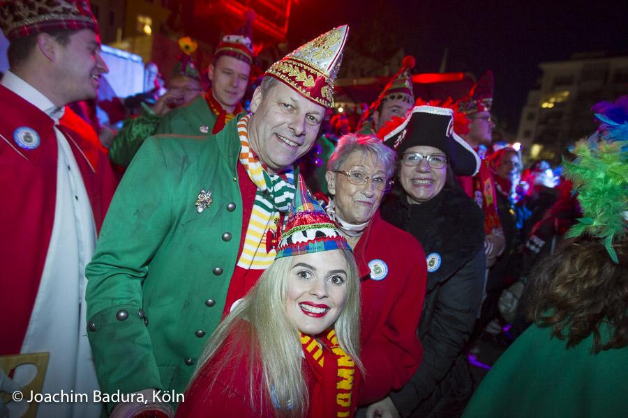 Frauen im Kölner Karneval: Interview Markus Ritterbach